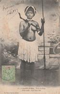 Nouvelles Calédonie Nouméa   L'aiguille De Muéo Tribu De Poya - Nuova Caledonia