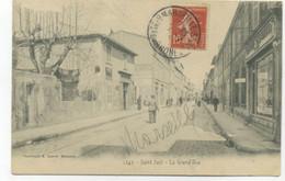 13/MARSEILLE - SOUVENIR De St JUST (Perret) Phototypie E. Lacour - Otros