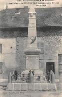 Contrevoz Canton Virieu Le Grand Monument Aux Morts 1169 Marcellin - Altri Comuni
