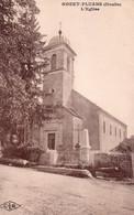ROZET-FLUANS  L'église - Otros Municipios