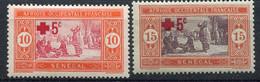Sénégal       70/71 ** - Unused Stamps