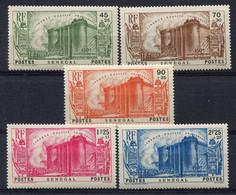 Sénégal         155/159 ** - Nuevos