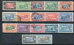 Sénégal     72/86  Oblitérés - Usati