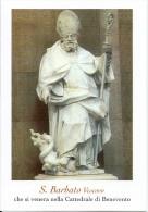 S. BARBATO V. - BENEVENTO  -  Mm.80 X 115 - SANTINO MODERNO - Religione & Esoterismo