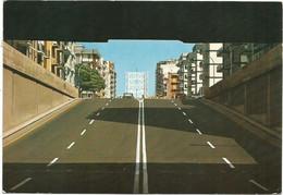 P5863 Taranto - Via Dante - Sottopassaggio / Viaggiata 1976 - Taranto