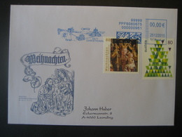 Österreich- Christkindl 26.12.2015 Automatenwerbestempel - 2011-... Lettres