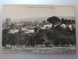 Jonvelle Le Faubourg Haute Saone Franche Comté - Otros Municipios
