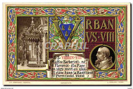 """CPA Pape Urbain VIII"""" - Pausen"""