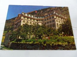 Cartolina  HOTEL  ROSEG GARNI, PONTRESINA  Nuova - Alberghi & Ristoranti