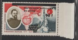 Benin  1985  Mi.nr.  413   MNH  Overprint    Johannes Kepler - Benin – Dahomey (1960-...)