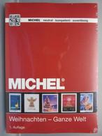 Nfx004 NIEUWE MICHEL CATALOGUS THEMA KERSTMIS HELE WERELD NEW MICHEL CATALOGUE CHRISTMAS WHOLE WORLD 1. AUFLAGE - Temáticas