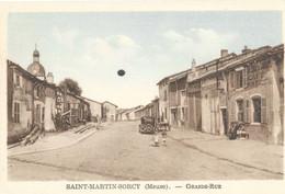 Saint Martin Sorcy  Grande Rue - Sonstige Gemeinden