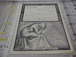 Royaume De Belgique Télégramme Illustré Décès - Telegraph
