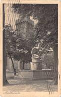Marktredwitz - Kriegersenkmal 1928 - Marktredwitz