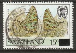 Swaziland 1990 Sc 575A  Used - Swaziland (1968-...)