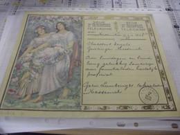 Royaume De Belgique  Télégramme Illustré - Telegraph