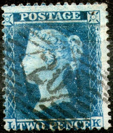 Great Britan,1869,Queen Victoria 2 Pence,perf:14 WMK Large Crown,used,as Scan - Used Stamps