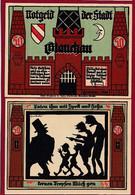 Allemagne 1 Notgeld  De 50 Pf  Stadt  Glauchau  ( RARE) Dans L 'état   Lot N °335 - Collections