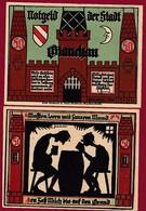 Allemagne 1 Notgeld  De 50 Pf  Stadt  Glauchau  ( RARE) Dans L 'état   Lot N °336 - Collections