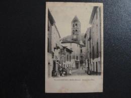 Z35 - 34 - Vue De Saint Gervais Sur Mare - Avenue De La Place - 1905 - Animation - Other Municipalities