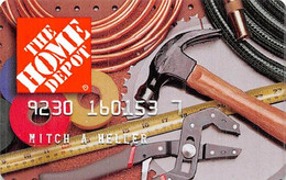 Home Depot Credit Card - Credit Cards (Exp. Date Min. 10 Years)