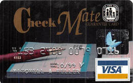 Silver State Schools Federal Credit Union CheckMate Visa Credit Card Exp 10/99 - Credit Cards (Exp. Date Min. 10 Years)