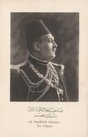 Sa Majesté Fouad I - Roi D'Egypte - Personnes