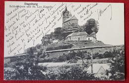 CPA  - Dagsburg - SchloBfelsen Und St Leo Kapelle - Other Municipalities