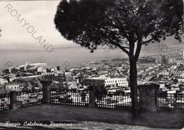 CARTOLINA  REGGIO CALABRIA,CALABRIA,PANORAMA,MARE,SOLE,ESTATE,LUNGOMARE,STORIA,MEMORIA,BELLA ITALIA,VIAGGIATA - Reggio Calabria