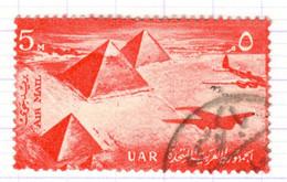 ET+ Ägypten 1959 Mi 60 - Gebruikt