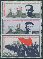 DDR 1967 Matrosenbewegung 1308/10 Postfrisch - Neufs