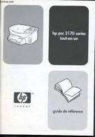 HP Psc 2170 Series Tout-en-un - Guide De Référence - HP Invent - Collectif - 0 - Informatique