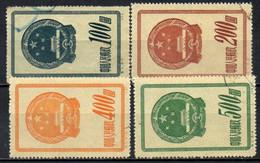 CHINE 1951 O - Oblitérés