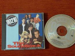 CD THE SOUNDTRACK - SERIE TV BEVERLY HILLS 90210 - 1992 + POSTER - Musica Di Film