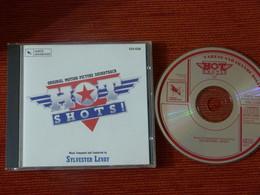 CD BOF/OST - HOT SHOTS - SILVESTER LEVAY - VSD 5338 - 1991 - Musica Di Film