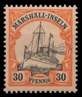 MARSHALL INSELN (DT. KOLONIE) Nr 18 Postfrisch X09431E - Colony: Marshall Islands