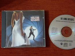 CD BOF/OST - JAMES BOND - THE LIVING DAYLIGHTS - JOHN BARRY - 1987 - Musica Di Film
