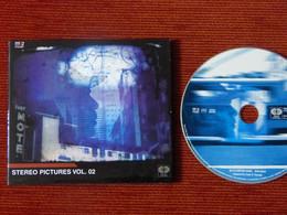 CD DIGIPACK - STEREO PICTURES Vol. 02 - FRANCOIS DE ROUBAIX - 2002 - Musica Di Film