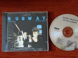 CD BOF/OST - SUBWAY - Eric SERRA - ADJANI - LAMBERT - 1985 - Musica Di Film