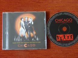 CD BOF/OST - CHICAGO - CATHERINE ZETA-JONES, RICHARD GERE - 2002 - Musica Di Film