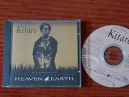 CD BOF/OST - HEAVEN And EARTH - KITARO - GED 24614 - 1993 - Musica Di Film