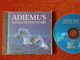 CD ADIEMUS - SONGS OF SANCTUARY - KARL JENKINS - MIRIAM STOCKLEY - 1997 - Musica Di Film