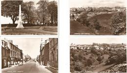 14 Real Photo Postcards Of Stewarton Scotland..........(Box 5) - Ayrshire