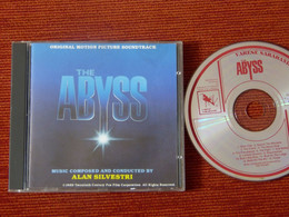 CD BOF/OST - ABYSS - ALAN SILVESTRI - VSD 5235 - 1989 - Musica Di Film