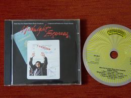 CD BOF/OST - MIDNIGHT EXPRESS - CHASE - Giorgio MORODER - 824 206 2 - 1978 - Musica Di Film