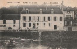 Les Plateries Hotel Beau Site Maison Perrier - A Identificar