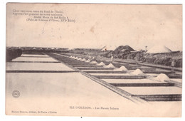 ILE D OLERON - Les Marais Salants (carte Animée) - Ile D'Oléron