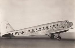 CPA - Fiat G 18 - Compagnie Avio Linée Italiane - 1919-1938: Fra Le Due Guerre