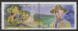 MONACO EUROPA Mi 2593/4 MNH Neufs** - - 2007