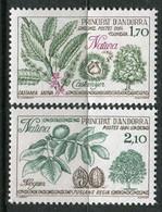 ANDORRE ( POSTE ) : Y&T N°  331/332  TIMBRES  NEUFS  SANS  TRACE  DE  CHARNIERE , A  SAISIR . - Neufs